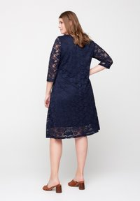 Zizzi - Day dress - blue - 2