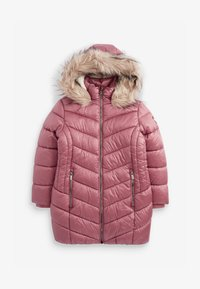Next - Winter jacket - pink - 1