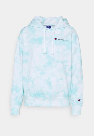HOODED - Sweatshirt - blue