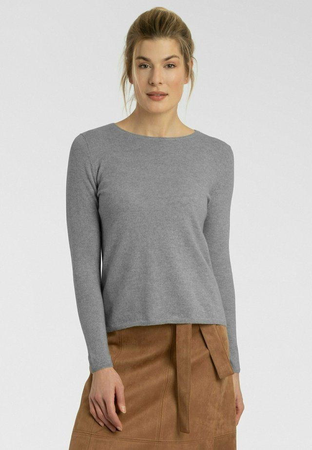 Pullover - flanell