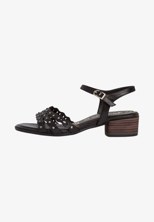 TAMARIS SANDALE - Sandals - black