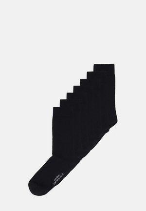 COMFORT SOCKS IN BOX UNISEX 7 PACK - Sokken - black