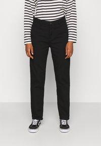 Carhartt WIP - PIERCE PANT - Pantalon classique - black - 0