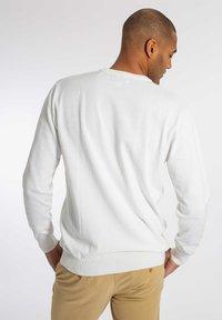 U.S. Polo Assn. - ADAIR - Stickad tröja - snow white - 2