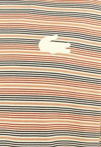 Lacoste LIVE - UNISEX - Print T-shirt - briquette/multicolour - 2