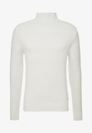 Sweter - antique white