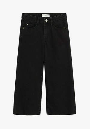 CULOTTEN - Jeans Straight Leg - black denim