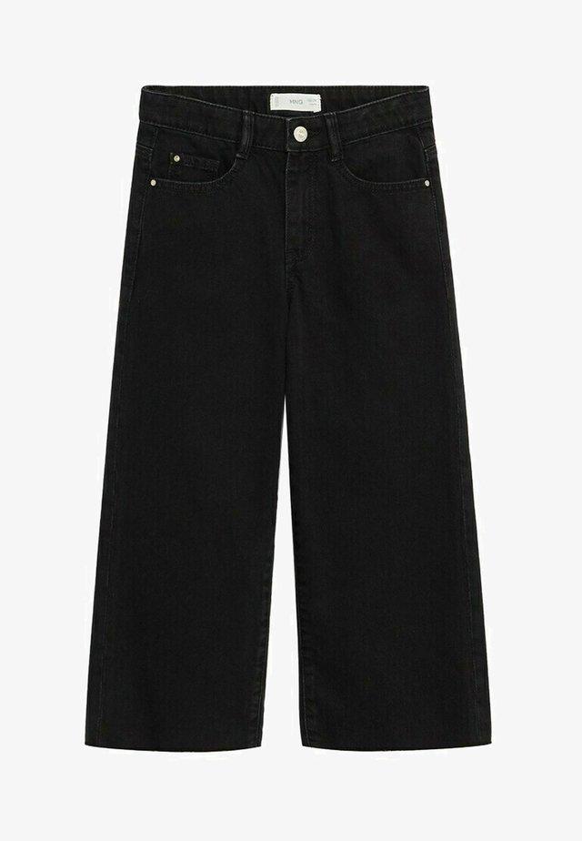 CULOTTEN - Jeans a sigaretta - black denim
