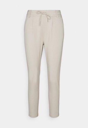 ONLPOPTRASH EASY COLOUR PANT - Trousers - pumice stone