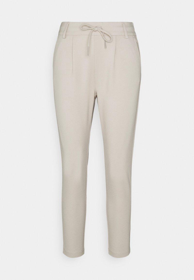 ONLY Petite - ONLPOPTRASH EASY COLOUR PANT - Trousers - pumice stone