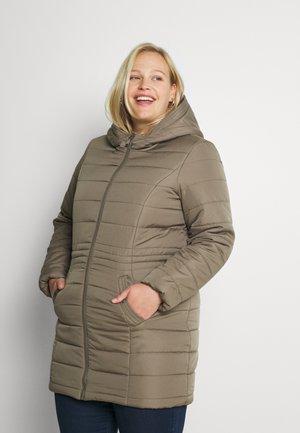 VMSIMO HOODY - Short coat - bungee cord