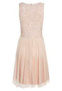 Lace & Beads - PICASSO SKATER - Cocktail dress / Party dress - nude - 1
