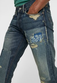 Polo Ralph Lauren - VARICK - Jeans slim fit - riggson repaired - 5