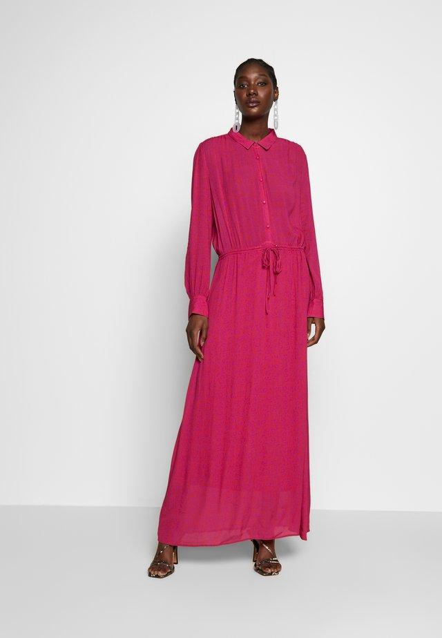 MALEY DRESS - Maxikjoler - persian red