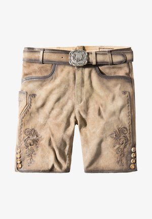 ALOIS - Shorts - beige