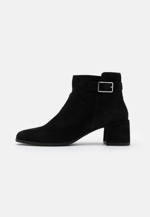 STINA - Kotníková obuv - black