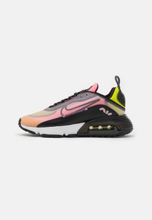 AIR MAX 2090 - Trainers - champagne/black/sunset pulse/cyber