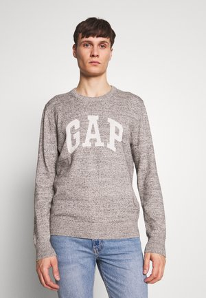ARCH CREW - Sweter - concrete grey