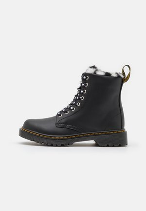 1460 SERENA - Lace-up ankle boots - black romario