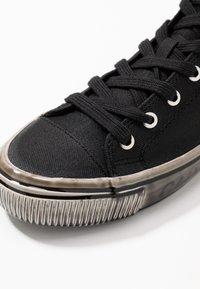 Calvin Klein Jeans - DELORIS - Sneakers high - black - 2
