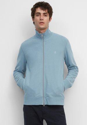 LONG SLEEVE - Zip-up sweatshirt - stormy sea