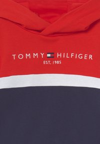 Tommy Hilfiger - COLORBLOCK HOODIE - Sweater - twilight navy - 2