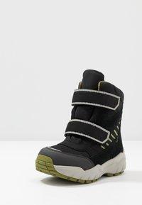 Superfit - CULUSUK - Zimní obuv - schwarz/grün - 2