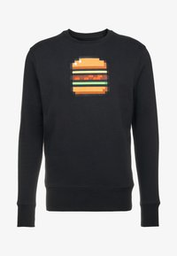 Bricktown - BIG BURGER - Sweatshirt - black - 3