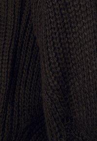 Pieces Maternity - PCMBENITA ONECK - Jumper - black - 2