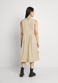 G-Star - FIT AND FLARE DRESS - Day dress - westpoint khaki - 2