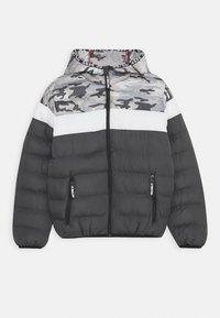 Lemon Beret - BOYS JACKET - Winter jacket - asphalt - 0