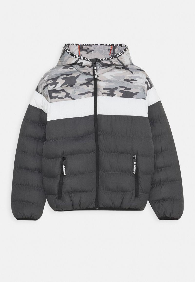 Lemon Beret - BOYS JACKET - Winter jacket - asphalt