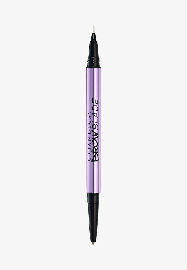 BROW BLADE - Eyebrow pencil - brown