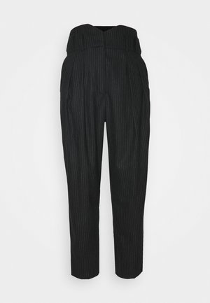 PEPINEA - Trousers - black