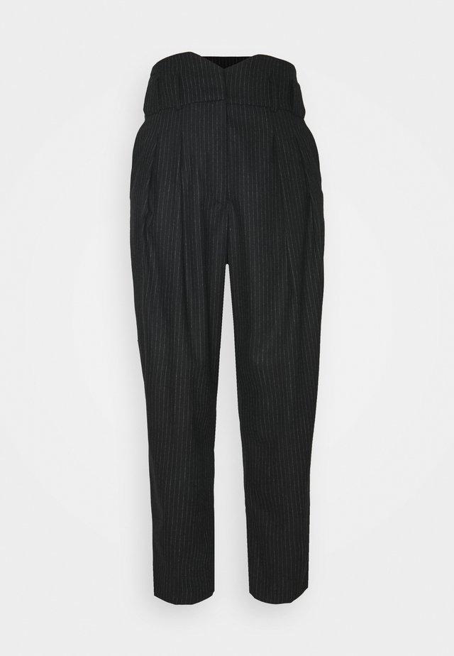 PEPINEA - Trousers - black