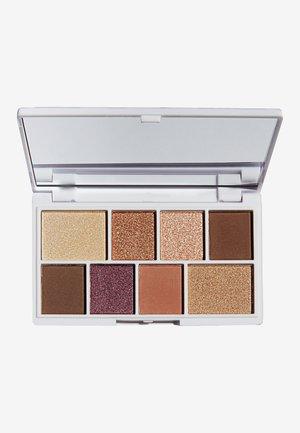 I HEART REVOLUTION NUDES MINI CHOCOLATE PALETTE - Eyeshadow palette - multi