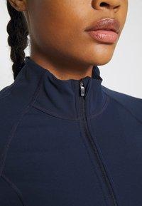 Sweaty Betty - POWER WORKOUT ZIP THROUGH JACKET - Training jacket - navy blue - 5