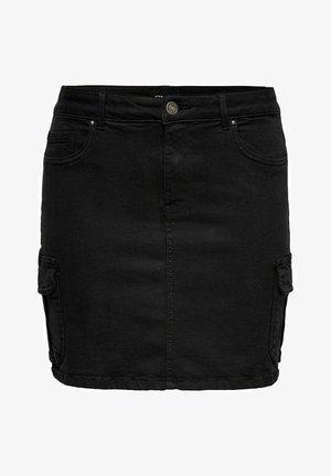 ONLMISSOURI LIFE SKIRT - Mini skirt - black
