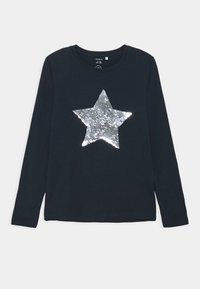 Name it - NKFNISTAR - Print T-shirt - dark sapphire - 0