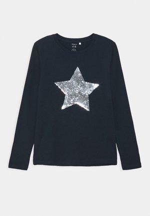 NKFNISTAR - T-Shirt print - dark sapphire