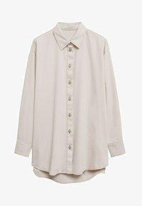 Mango - Button-down blouse - crudo - 5