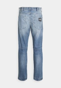 G-Star - 5620 3D ORIGINAL RELAXED TAPERED - Relaxed fit -farkut - sun faded ice fog destroyed - 8