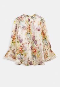 FLORAL DIAMOND - Blouse - champagne