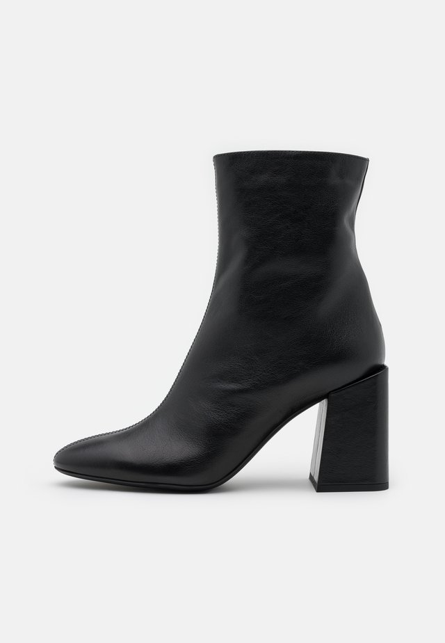 BLOCK BOOT  - Classic ankle boots - nero