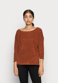 ONLY - ONLALBA - Long sleeved top - picante - 0