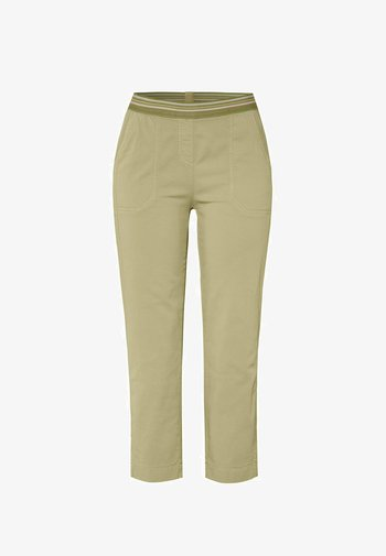 SUE - Trousers - lightkhaki