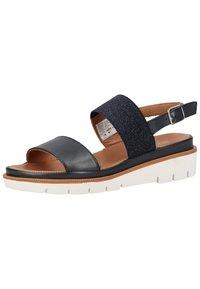 Marc - Platform sandals - blue - 1