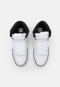DC Shoes - PURE - High-top trainers - white/black - 3