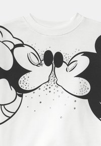 OVS - DISNEY MICKEY MOUSE & MINNIE MOUSE SET  - Sweatshirt - snow white - 3