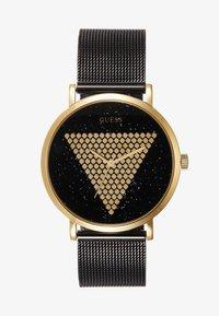 Guess - UNISEX TREND - Horloge - black/gold-coloured - 0